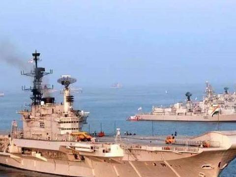 印度海军无航母可用!唯一航母遭受重创,俄罗斯又将大捞一笔