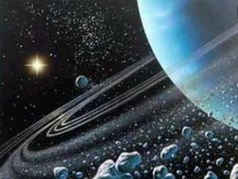 科学家为什么称天王星是最懒天体?科学家:被撞倒了不起来