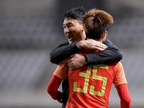 2:1!国奥赢球真不容易,面对中亚小国,还待补时绝杀