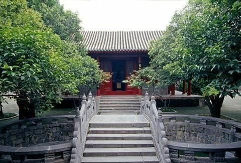 河南少林寺旁的千年书院,堪比清华北大