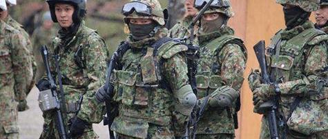日本自卫队中,竟有不少中国人在当兵,真实数据很无奈