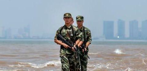"""中国最难""""控制""""的海岛,虽有部队把守,但面积却也在不断的减少"""