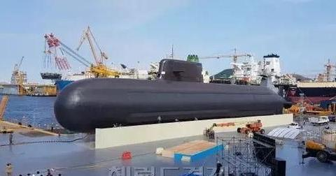 最接近核潜艇的常规潜艇,比日本苍龙级更先进