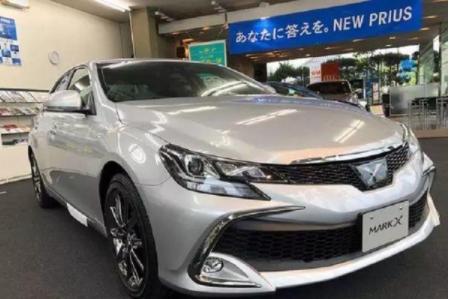 丰田新锐志曝光,外观太帅了,V6配四驱,或售24万