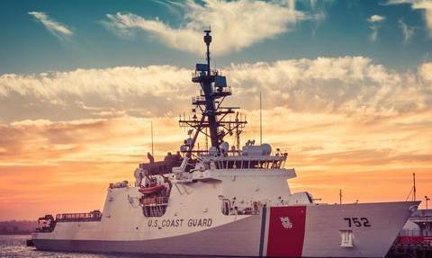 中美海警船在黄海较量,美舰长感慨从未如此屈辱:对方吨位太大了