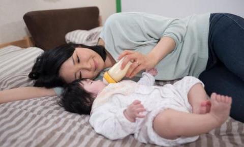 宝宝断奶后不喝奶粉,宝妈先别着急,或许是这两个问题没解决