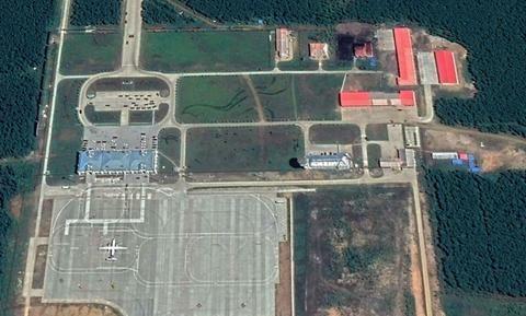 中国最北端的机场:漠河古莲机场