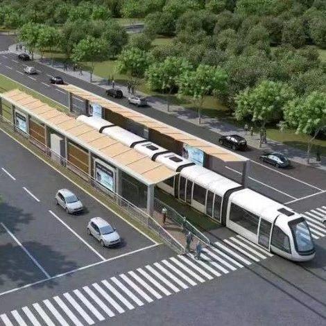 嘉兴市有轨电车近期建设规划(2019~2023)获浙江省发改委批复
