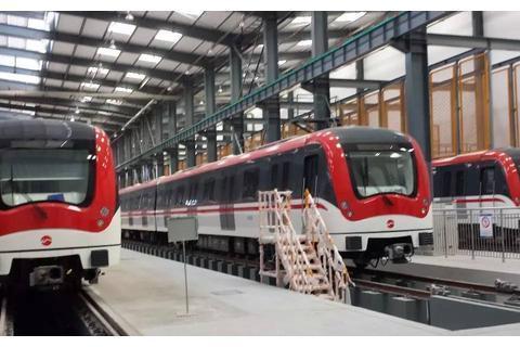 江苏在打造的一条新地铁线,线路全长24.4公里,沿线设站18座