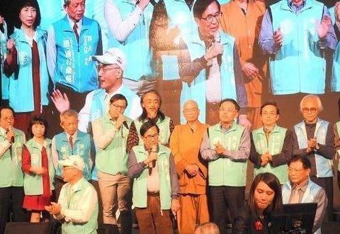 大贪污犯陈水扁公开挑战司法,募款餐会不仅唱歌还演讲