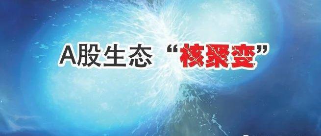 "A股生态""核聚变"":新股、壳股陨落 游资、散户消亡"