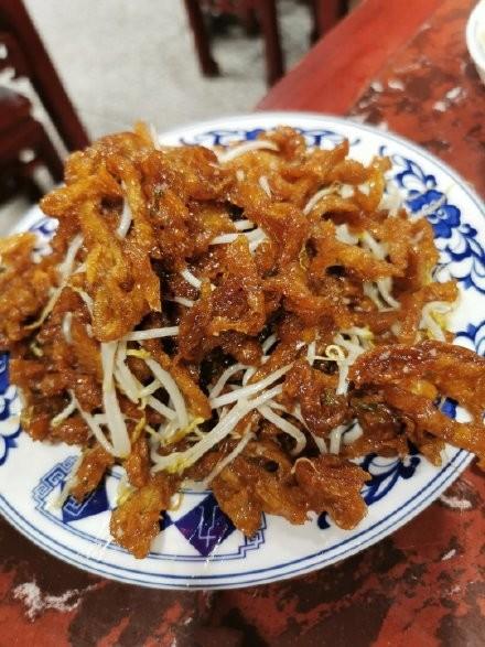 oh my god!天津人这哪里是吃面条,这简直就是炫富啊!