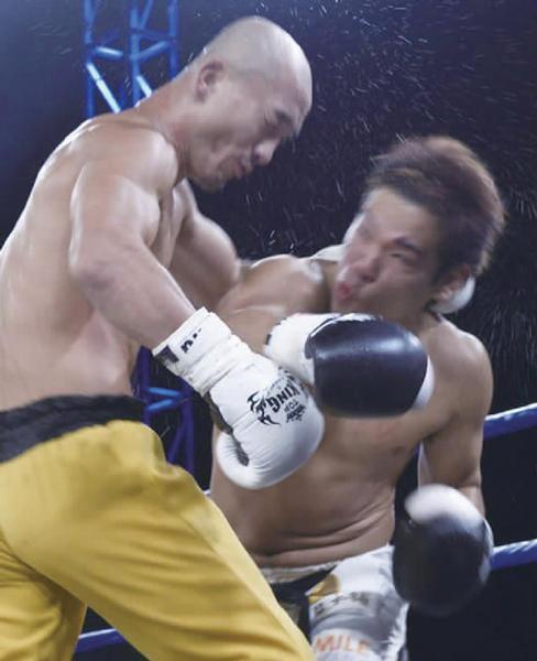 一龙一负一平长岛雄一郎,武林红人TKO伪娘,他的实力到底如何?