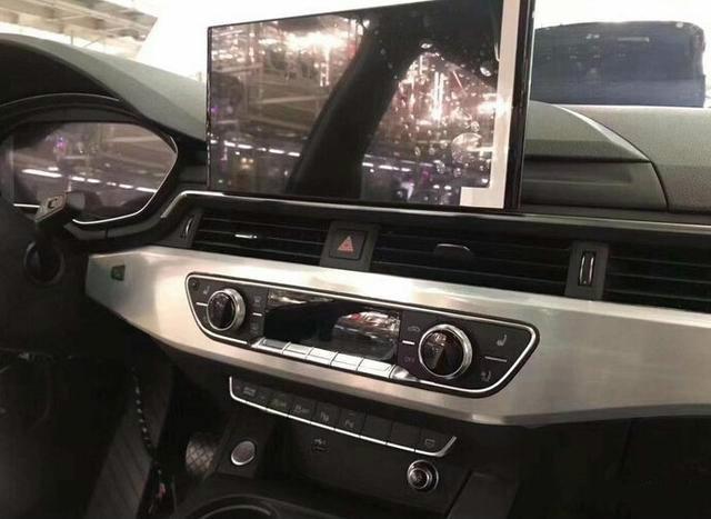 奥迪A4迎来改款!灯组更激进科幻,新增轻混系统,或明年国产