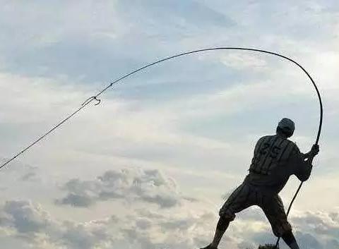 教你几招遛鱼大法,让你省心又省力的把大鱼钓到