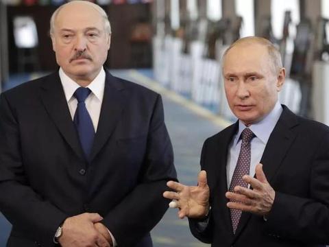 俄白两国合并,苏联版图恢复:普京很迫切,白俄民众说不