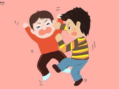 孩子在幼儿园屡屡挨欺负,应该教他打回去吗?这几点建议可供参考