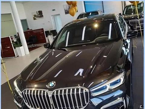 82.8万元起的宝马新7系,销量超越奔驰S级?