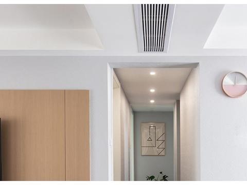 140平方大三室,用作婚房,装修真漂亮