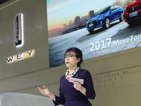 最新!长城汽车副总裁柳燕卸任,曾全面负责WEY品牌市场业务