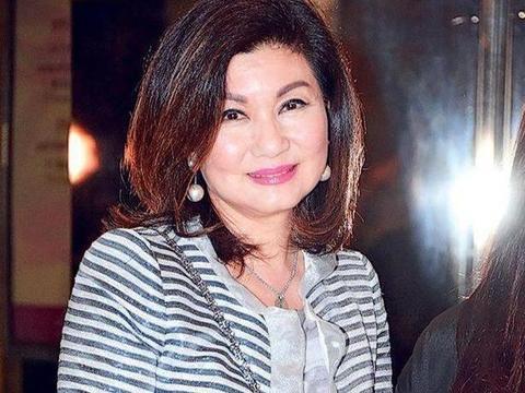 TVB最美女高层、林峰干妈,承包了香港电视圈最强宫斗大戏