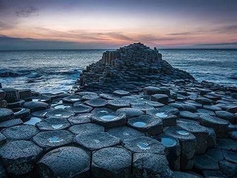 探秘北爱尔兰亦玄亦幻的天阶由来