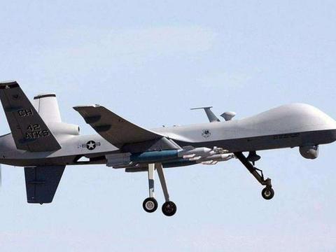美国无人机出动,炸弹精准落下极端组织头领丧命,对俄罗斯警示