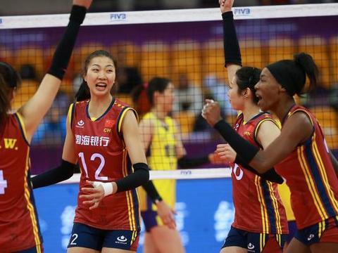 中国女排,袁心玥真是太难了,两米身高却被她废了,东京令人担忧