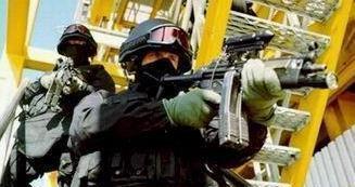 """小国特种部队—荷兰""""BBE""""应急特种部队"""