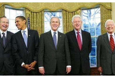 美国总统排行榜应该怎么排名?最差的是不是小布什?
