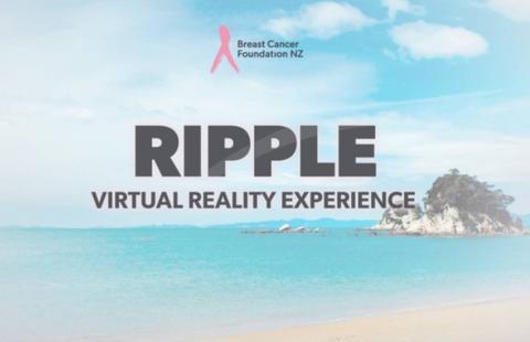 VR帮助晚期乳腺癌患者缓解焦虑、疲劳、抑郁和疼痛