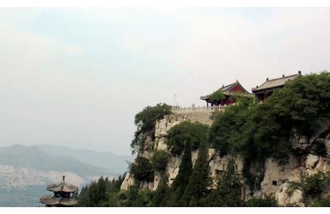 山东不该被忽略的山,海拔421米,却自古为鲁中名山,就在青州