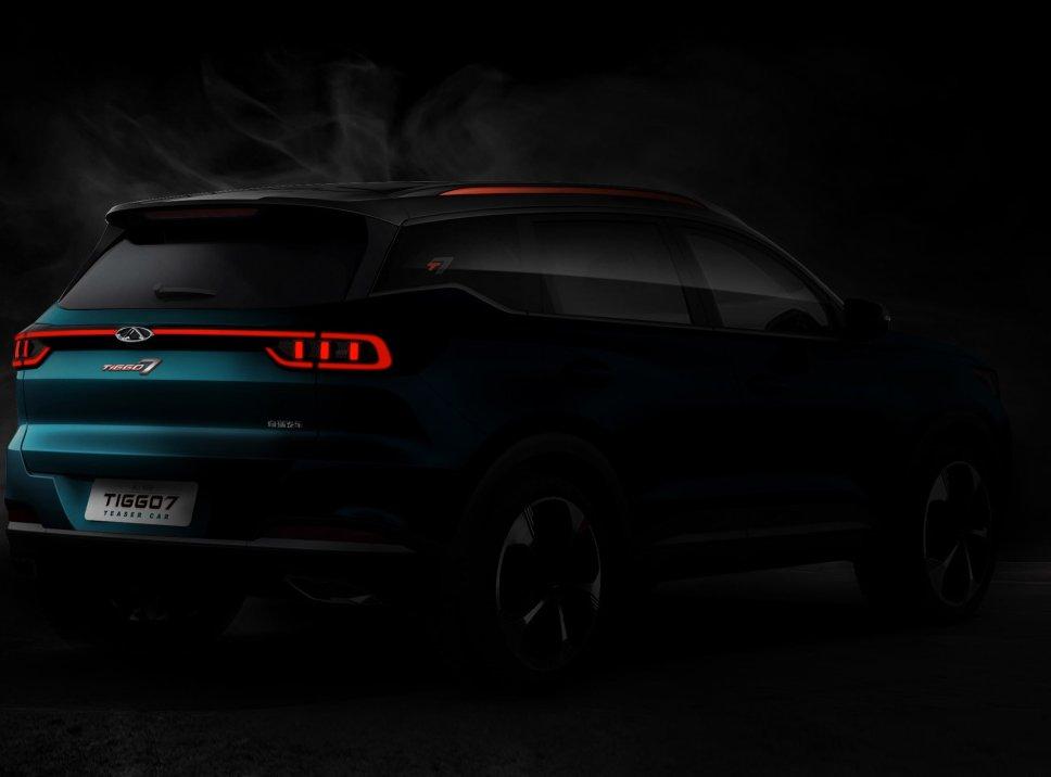 奇瑞全新概念车比瑞虎8气派,最强1.6T发动机+7DCT,或8万