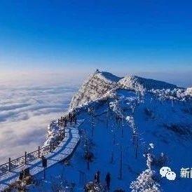 【最新视频】:冬日里的峨眉山,美得像童话!