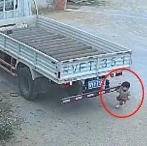揭阳女童被货车碾压身亡续:肇事司机接受采访