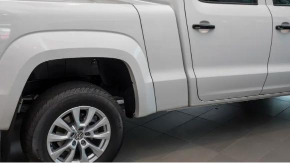 汽车也有XL?且看2020款大众Amarok的长长长!