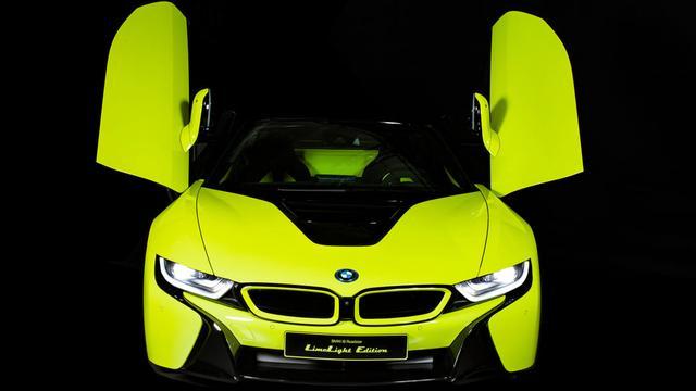 BMW i8 Roadster——阿尔坎塔拉