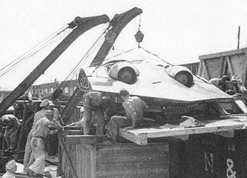 媒体:纳粹时代,德国是否拥有史上第一架隐形战斗机?