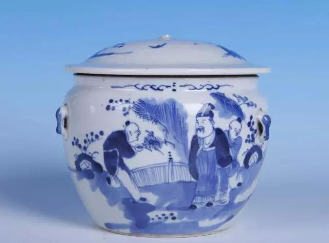 古代青花瓷器上的故事知多少:常见40个典故
