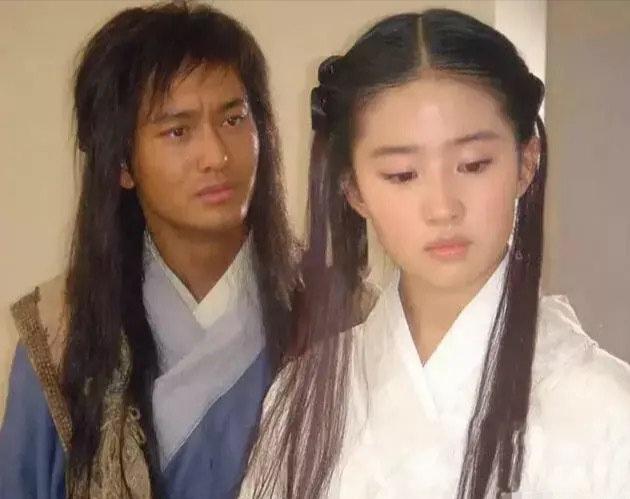 聂远当初差点演了杨过,他和黄晓明哪个和刘亦菲的小龙女更配?
