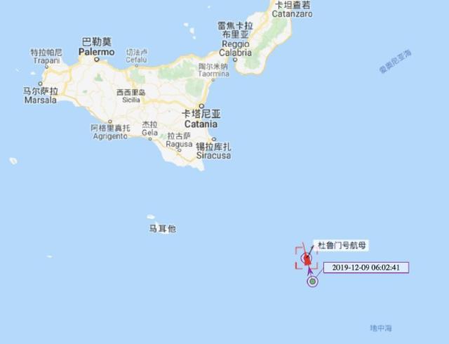 一场军事打击行动打响!美军航母终于动手了,大批舰载机频繁起降