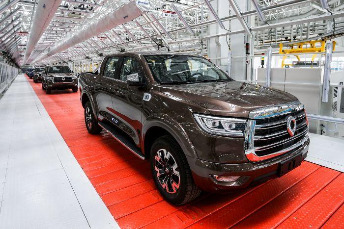 海外销量大涨!长城汽车11月出口销量同比猛增64.54%