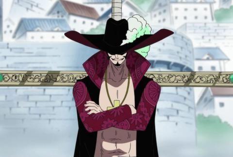 海贼王:外网七武海实力排名,最强的不是鹰眼,而是他