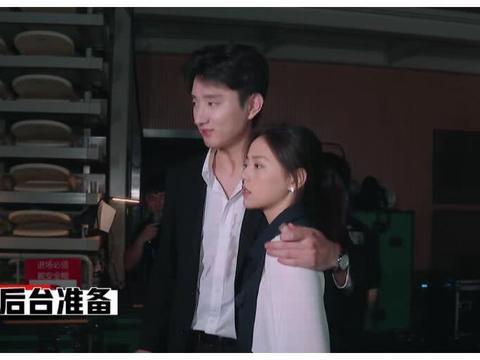 于小彤节目中跟薇薇搂搂抱抱,当镜头拉近后,陈小纭要失控了!