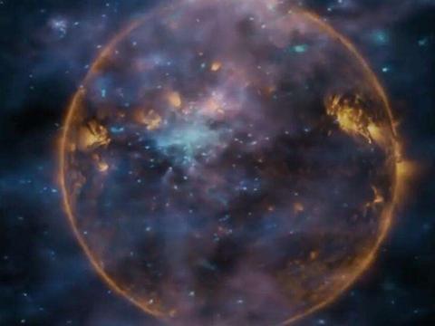 """《山海经》中的""""归墟"""",是灵魂最终去处,也是宇宙规律的终点?"""