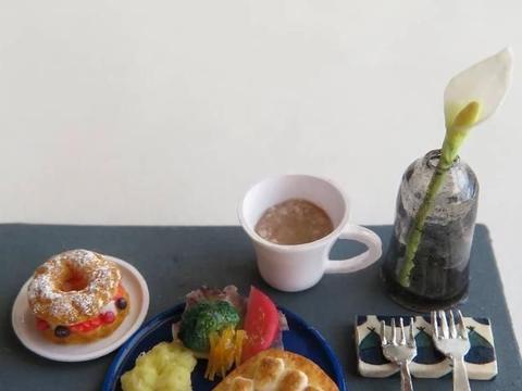 日本一家庭主妇凭借厨艺走红ins:一日三餐,食之精细