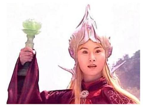 """有种""""整容""""叫《宝莲灯》的四公主,染回黑发的那一刻,心动了"""
