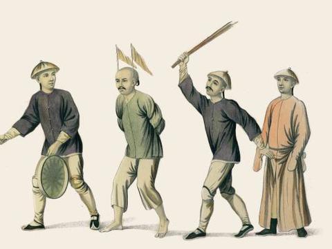 髡刑是把全身的毛剃光,具有侮辱性,这位皇帝倒好,给亲儿子入刑