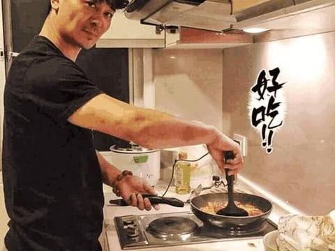晒晒吴樾住的豪宅,生活中酷爱健身,厨艺被他练得出神入化