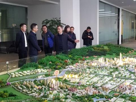 中国成都人力资源服务产业园 走进淮洲新城